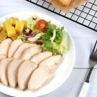 [허닭] 샐러드 슬라이스 닭가슴살 훈제 100g 1+1