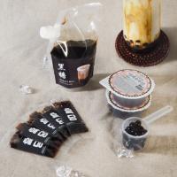 흑당시럽 버블 타피오카펄 밀크티(16g) 5개
