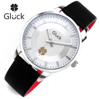 [Gluck]글륵 행운의 시계 GL1302-WH 본사정품