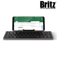 브리츠 접이식 블루투스 휴대용 키보드 BA-BK9 (블루투스3.0 / 멀티페어링 / 펜타그래프 방식)