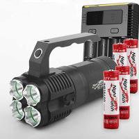 LED 써치라이트 세트 4E65L-i4 264 6500루멘
