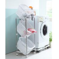 [베스트리빙]이동형 세탁보관함
