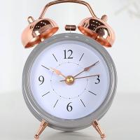 모던 큐티 알람 탁상시계 (그레이) 탁상 시계 추카