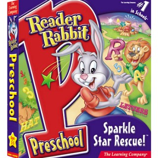 [CD-ROM] 리더래빗 Preschool - 유아 종합학습 3단계