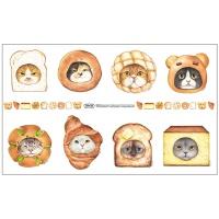 DIY패브릭 - 빵고양이