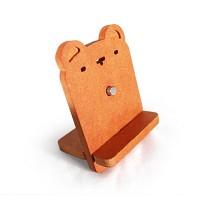 Mini Business Card Holder(Bear)-미니명함꽂이(곰)