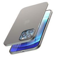 뮤즈캔 아이폰12 PRO MAX 슬림하드 케이스
