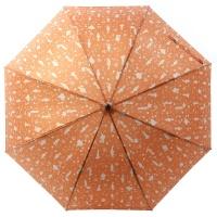 돔형 자동장우산(양산겸용) - 칸타빌레 (오렌지)