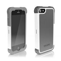 [충격완벽보호 볼리스틱 케이스] BALLISTIC SG iPHONE 5 (Charcoal/White) [완벽하게 스마트폰 보호 소재]