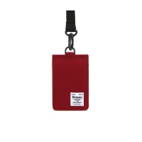 FENNEC C&S CARD POCKET - SMOKE RED