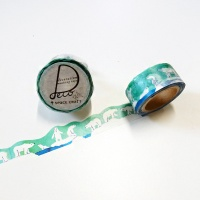 [SPACE CRAFT] MASKING TAPE_POLARBEAR
