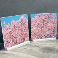 pa655-스탠드액자2P_사계절나무-봄