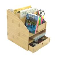 DIY IQ 퍼즐박스-다용도 데스크 서류정리함 P1033
