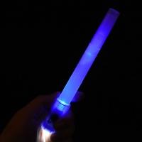 LED 멀티랜턴 건전지 야광스틱 [블루]