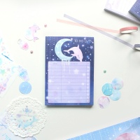 마넷 체크/투두 리스트 - 돌고래(초승달)