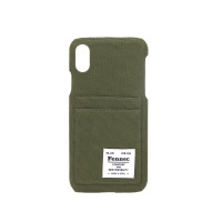 FENNEC C&S iPHONE X CASE - KHAKI