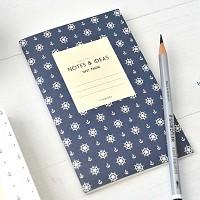 왈가닥스 노트 BREEZELIKE Pocket Note - Ocean