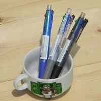 [ZEBRA] 0.5mm 중성펜의 4색 멀티펜-일본 제브라 사라사 J4J1