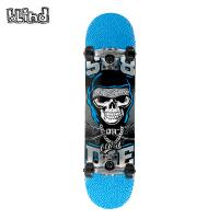 [BLIND] SK8 OR DIE BLUE COMPLETE MINI 7.0 (미니사이즈)