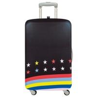[로키] 캐리어커버 LOQI TRAVEL 스타&스트라이프 M