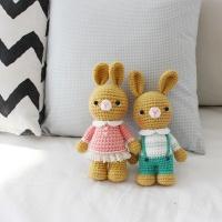 손뜨개인형 - 봄토끼 DIY kit
