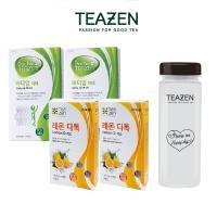 티젠 여름기획/바디업마테+레몬디톡+티젠보틀