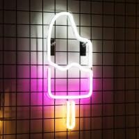 어반 LED 네온 아이스바 BIG 벽걸이 무드등