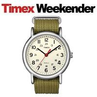 [국내발송]타이맥스 정품 핫이슈 위켄더시계 - 올리브 T2N651