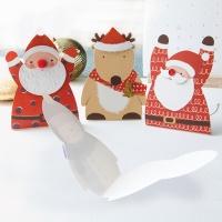 크리스마스카드/성탄절/트리/산타 미니세트 12종 set (FS512)
