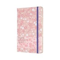 몰스킨 [19벚꽃]룰드/핑크 L