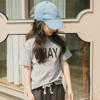 [보니스텔라] 17SS384 컬러 티셔츠