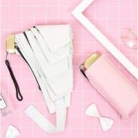 5단 UV 우양산 자외선차단 경량 암막 양산 우산 겸용