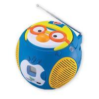 뽀로로 CD플레이어 UIP-901/MP3/라디오/USB