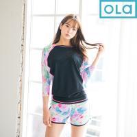 올라 가오리 래쉬가드세트 OT206 SET 수영복/체형커버