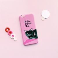 Nakata Cat Pink for Phonecase [플래네틸]