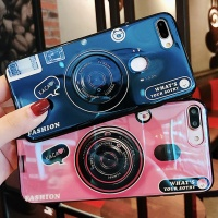 갤럭시 카메라 그립톡 실리콘 핸드폰 케이스 1204