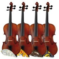 어린이용 유아용 16사이즈 바이올린 턱받침 커버