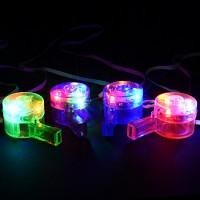 LED 발광 호루라기[색상랜덤발송]