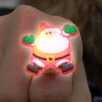 LED 플래시반지 [산타]