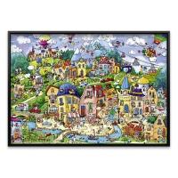 1500조각 직소퍼즐▶ 행복한 마을 (HE29744)