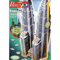 3D입체 야광퍼즐▶ 페트로나스 타워 한정판 (WR04626)