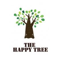[스텐실도안] ST-183.THE HAPPY TREE ★당일출고★