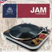 GPO LP 턴테이블 Jam USB 녹음가능 스피커내장