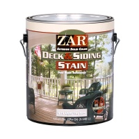 ZAR 데크앤사이딩 스테인 (Exterior Solid Color) 1GA