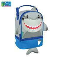 애니멀 런치박스 (보온보냉 도시락가방) - 상어