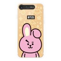 BT21 iPhone8 /7 쿠키 미러 라이팅 케이스 (Hybrid)