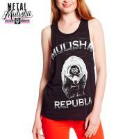 MULISHA REPUBLIC TANK TOP (BLACK)