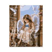 [ALB] DIY유화그리기 천사의 목소리 [a40_30]