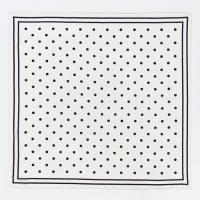Dot Two Square Scarf