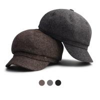 [디꾸보]트위스터 펄 팔각모 헌팅캡 모자 HN666